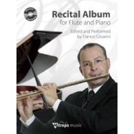 RECITAL ALBUM FOR FLUTE