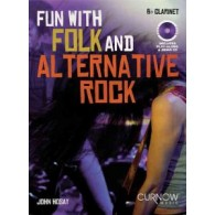 FUN WITH FOLK AND ALTERNATIVE ROCK CLARINETTE