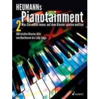 HEUMANN H.G. PIANOTAINMENT 2 PIANO