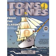 TONS OF TUNES FOR CLASSICS TROMBONE OU BASSON