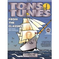 TONS OF TUNES FOR CLASSICS TROMPETTE