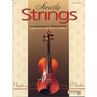 DILLON STRICTLY STRINGS VIOLON VOL 1 + CD