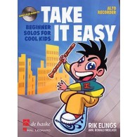ELINGS R. TAKE IT EASY FLUTE ALTO