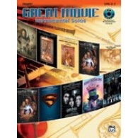 GREAT MOVIE INSTRUMENTAL SOLOS TROMPETTE
