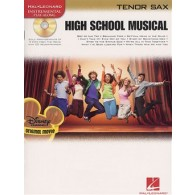 HIGH SCHOOL MUSICAL SAXO TENOR