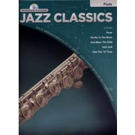 JAZZ CLASSICS FOR FLUTE
