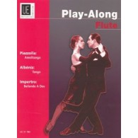 PLAY-ALONG PIAZZOLLA, ALBENIZ, IMPERTRO FLUTE
