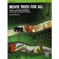 STORY M. MOVIE TRIOS FOR ALL FLUTES