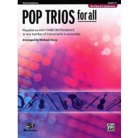 STORY M. POP TRIOS FOR ALL SAXOS TENOR