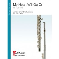MY HEART WILL GO ON FLUTE TRIO