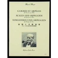 MOYSE M. GAMMES ET ARPEGES FLUTE