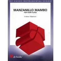 ROBERTSON A. MANZANILLO MAMBO FLUTES