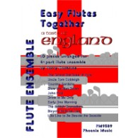 EASY FLUTES TOGETHER: A TASTE OF ENGLAND FLUTES