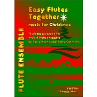 EASY FLUTES TOGETHER MUSIC FROM CHRISTMAS