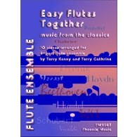 EASY FLUTES TOGETHER MUSIC FROM