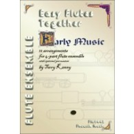 EASY FLUTES TOGETHER MUSIC FROM EARLY MUSIC