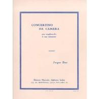 IBERT J. CONCERTINO DA CAMERA SAXO ALTO