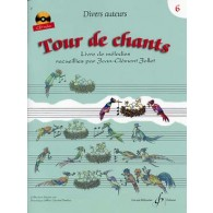 JOLLET J.C. TOUR DE CHANTS VOL 6