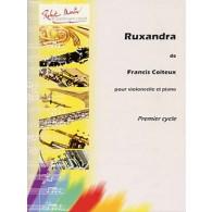COITEUX F. RUXANDRA VIOLONCELLE