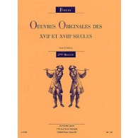 FLEURY OEUVRES ORIGINALES VOL 2 FLUTES