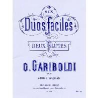 GARIBOLDI G. DUOS FACILES FLUTES