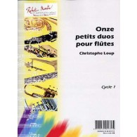 LOUP C. PETITS DUOS FLUTES