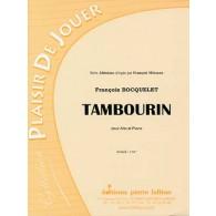 BOCQUELET F. TAMBOURIN ALTO