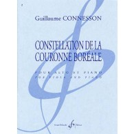 CONNESSON G. CONSTELLATION DE LA COURONNE BOREALE ALTO
