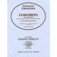 CIMAROSA S. CONCERTO UT MAJEUR HAUTBOIS