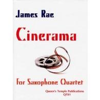 RAE J. CINERAMA SAXOPHONES