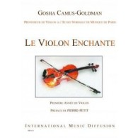 CAMUS-GOLDAMN G. LE VIOLON ENCHANTE
