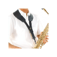 SANGLE SAXOPHONE BG S70M A-T YOKE CUIR