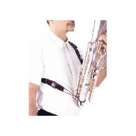 SANGLE TUBA BG T03 DOUBLE ATTACHE LACET