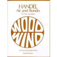 HAENDEL G.F. AIR AND RONDO HAUTBOIS