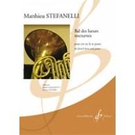STEFANELLI M. BAL DES LUEURS NOCTURNES COR