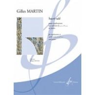 MARTIN G. SUCRE-SALE EUPHONIUM