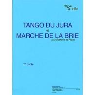 DRUELLE H. TANGO DU JURA ET MARCHE DE LA BRIE BATTERIE