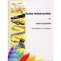 CHPELITCH A. SUITE HETEROCLITE TROMPETTE
