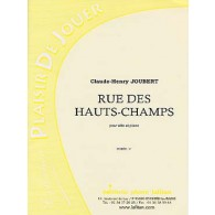 JOUBERT C.H. RUE DES HAUTS-CHAMPS ALTO
