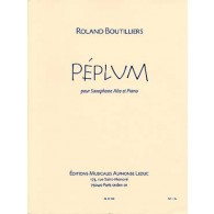 BOUTILLIERS R. PEPLUM SAXO