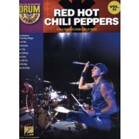 DRUM PLAY ALONG VOL 31 RED HOT CHILI PEPPERS