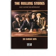 ROLLING STONES (THE) 20 CLASSIC HITS EASY GUITAR