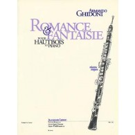 GHIDONI A. ROMANCE FANTAISIE HAUTBOIS