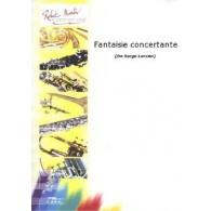 LANCEN S. FANTAISIE CONCERTANTE HAUTBOIS