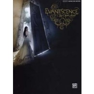 EVANESCENCE THE OPEN DOOR GUITARE