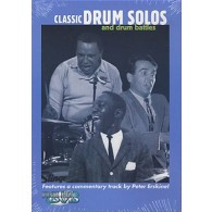 DVD CLASSIC DRUM SOLOS AND DRUM BATTLES