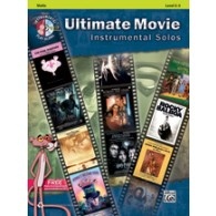 ULTIMATE MOVIE INSTRUMENTAL SOLOS VIOLON