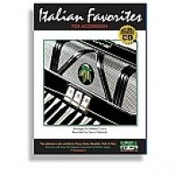 ITALIAN FAVORITES ACCORDEON