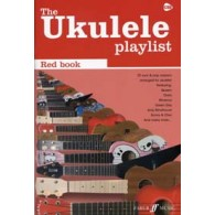 UKULELE THE PLAYLIST RED BOOK