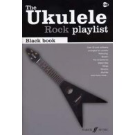 UKULELE PLAYLIST ROCK BLACK BOOK